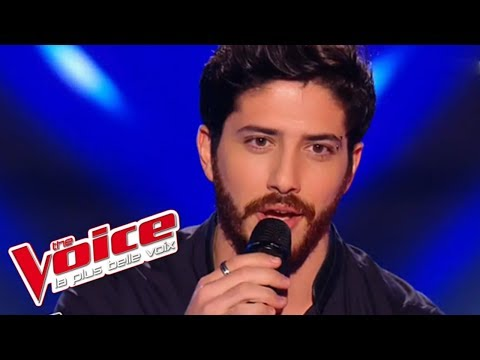 Hozier – Take Me To Church  Marc Hatem  The Voice France 2016  Blind Audition
