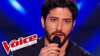 Hozier – Take Me To Church | Marc Hatem | The Voice France 2016 | Blind Audition