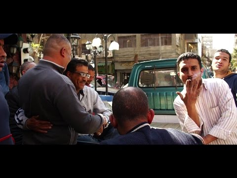 Documenting Cairo's first impressions