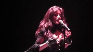Camila Cabello All These Years Live In Vancouver