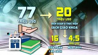 Thực hư khoản vay 16 triệu USD làm SGK của Bộ GD-ĐT