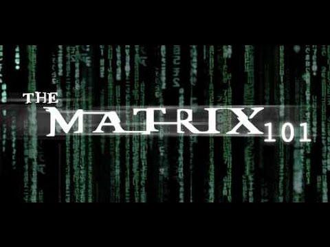 The Matrix 101: Consciousness plexuses