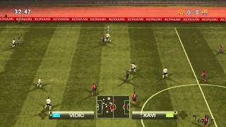 Pro Evolution Soccer 2009 Gameplay (PC HD)