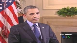 U interviewu predsjednika Obame za Glas Amerike glavna tema Afganistan