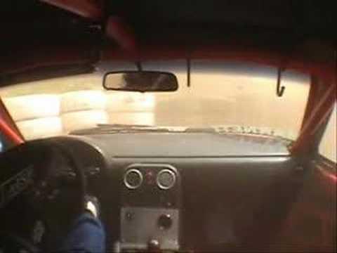 Spec Miata Crash at Road Atlanta