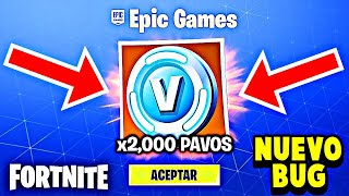 *NEW BUG* LIKE HAVING FREE PAVOS IN FORTNITE FREE SKIN (PS4/Xbox One/PC/Nintendo Switch)