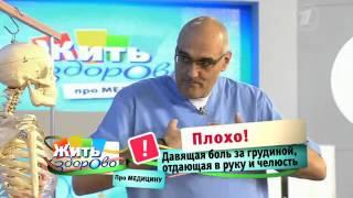 видео Невралгия грудной клетки (межреберная): причины, симптомы, лечение