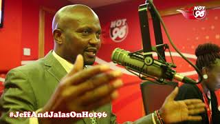 Moses Kuria on Polycarp Igathe's resignation as Nairobi's Deputy Governor