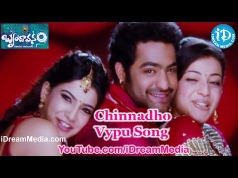 Chinnadho Song - Brindavanam Movie Songs - NTR Jr - Kajal ...
