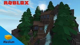 ROBLOX STUDIO SPEED BUILD / Eagle Mountain