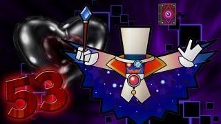 Super Paper Mario - Let's Play Super Paper Mario Part 53 | Kapitel 8-4: Graf Knickwitz Final Fight