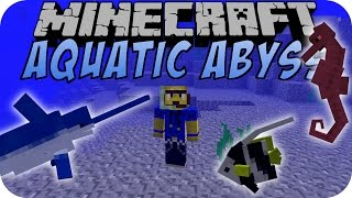Minecraft AQUATIC ABYSS MOD [Deutsch]