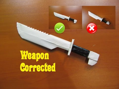 How to Make a paper machete Mistake Corrected -  Easy Tutorials