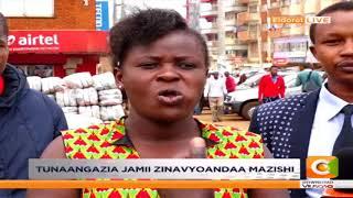 Maoni ya wakaazi wa Eldoret kuhusu mazishi #SemaNaCitizen