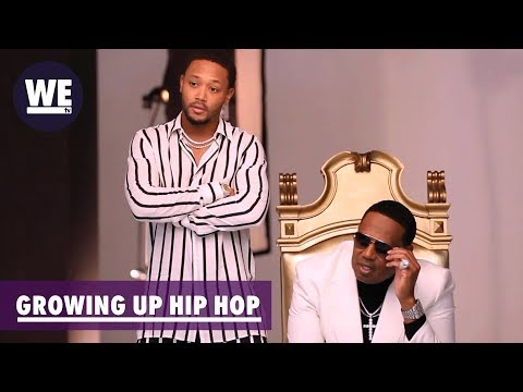 What to Expect in Season 4  Growing Up Hip Hop  WE tv