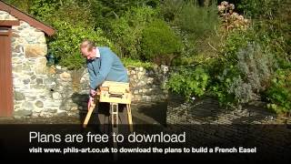 Free Download Of French Easel Plans