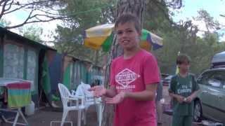 Camping Playa Brava - Spanje 2013