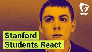 Stanford Students React to Brock Turner Rape Case