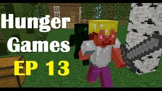 Minecraft Hunger Games EP 13 - Fire can