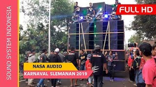 Cover images Ampuhh NASA AUDIO KARNAVAL SLEMANAN 2019