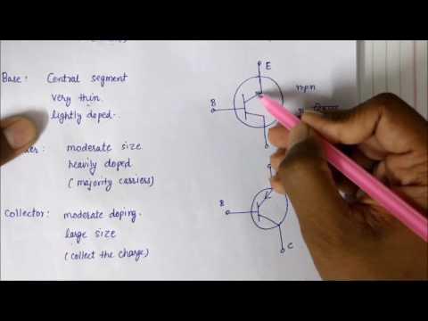 Transistor in Hindi | ट्रांजिस्टर