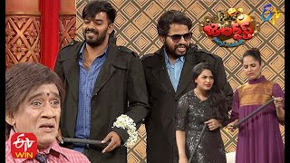 Hyper Aadi & Raising Raju Performance | Jabardasth  | 25th February 2021 | ETV Telugu