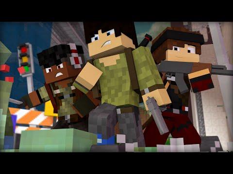 Minecraft : APOCALYPSE ZUMBI !