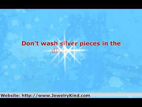 Dos' & Don'ts of Sterling Silver Jewelry Care