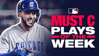 Kris Bryant mashes 3 HRs! Must C Plays of the Week (5/17 to 5/23)