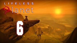 Прохождение Lifeless Planet. Часть 6. Инферно.