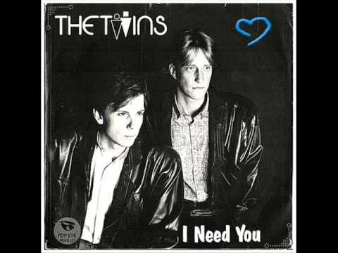 The Twins - I Need You ( long version )