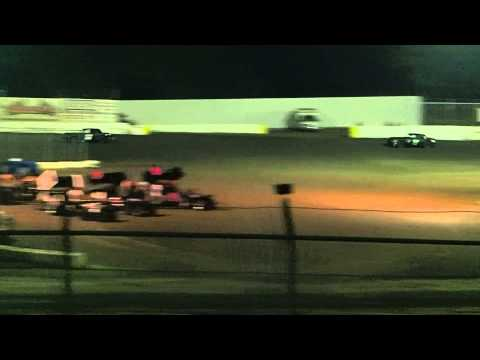 Kennedale Speedway Park Factory Stock Feature 08-02-14