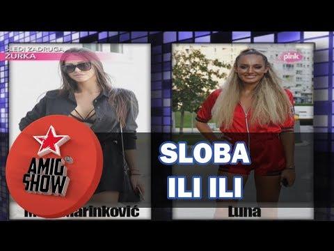 Ili ili - Sloba Radanović (Ami G Show S11)