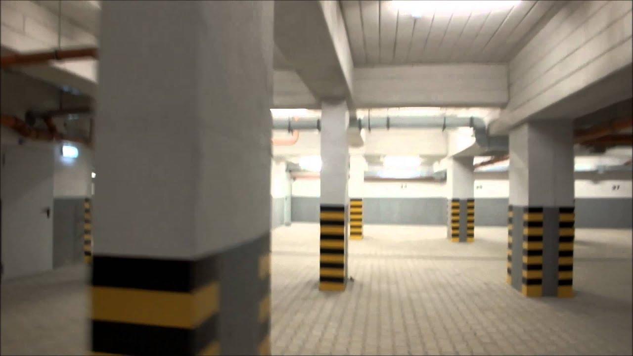 Oświetlenie Klatki Schodowej Oraz Parkingu Podziemnego Youtube