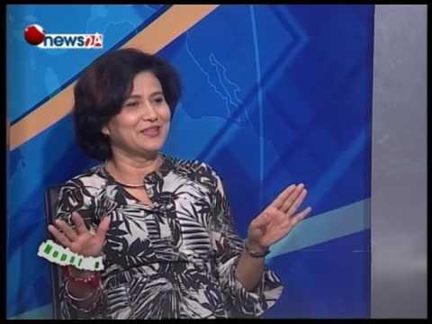 गायिका कोमल ओलि - Singer Komal Oli