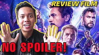 "Review ANTI-SPOILER ""AVENGERS: ENDGAME"" (2019) Indonesia - NO SPOILER!!!!"
