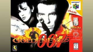 Menu [GoldenEye 007]