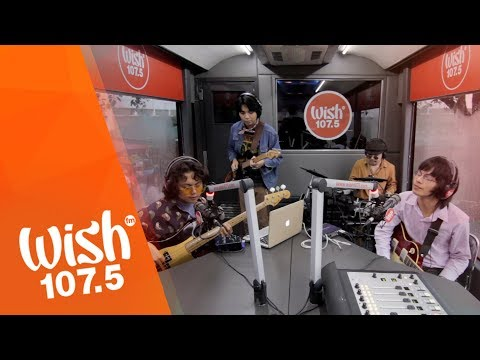 "IV of Spades perform ""Hey Barbara"" LIVE on Wish 107.5 Bus"