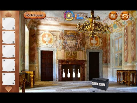 Ekey City Palace House Escape 2 Walkthrough [EkeyGames]