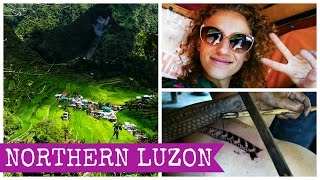 Banaue, Buscalan Tattoo Village (Whang od), Luzon, Philippines | 2016 FULL HD