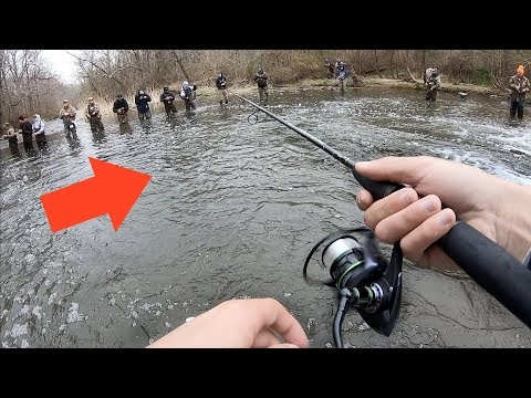This Kind Of Fishing Is INSANE!! (Loaded)
