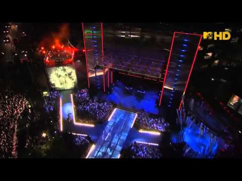 Billy Talent - Rusted from the rain (MuchMusic Video Awards)