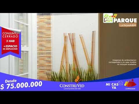 LA PRIMAVERA - CONJUNTO CERRADO - VALLEDUPAR CONSTRUVID