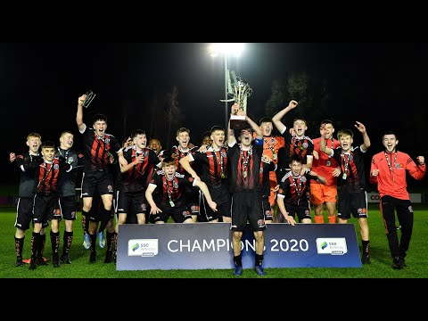 HIGHLIGHTS | U17 SSE Airtricity League Final - Shamrock Rovers 0-2 Bohemians
