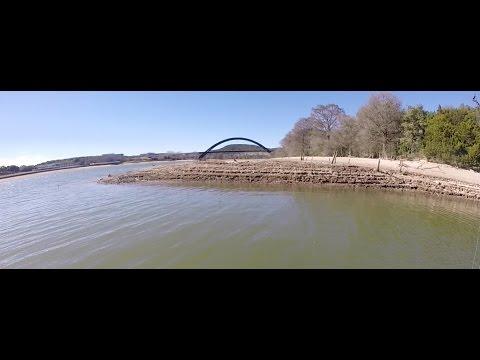 2017 Lake Austin Drawdown - Bull Creek