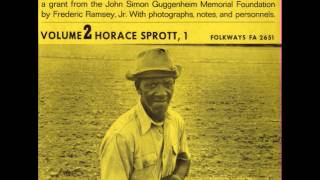 Horace Sprott - Smoked Like Lightning