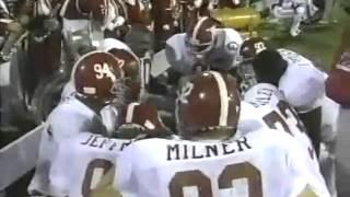 1992 Alabama Crimson Tide (#2) vs Mississippi State Bulldogs (#16)
