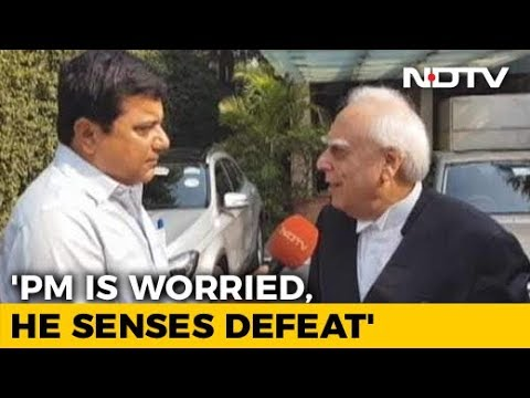 PM's Comments On Ayodhya Defamatory For Supreme Court, Says Kapil Sibal