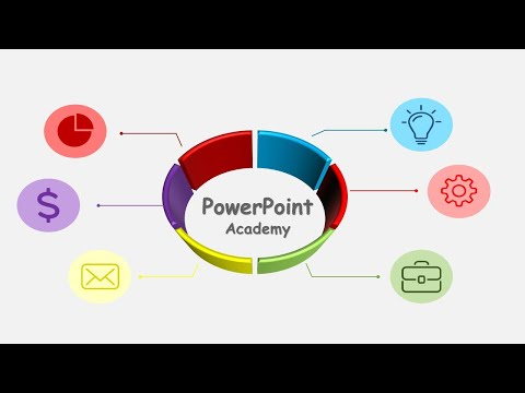 How to make advanced 3d powerpoint infographics | powerpoint animation tutorial