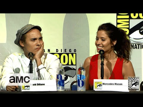 Fear the Walking Dead: Season 2 Comic-Con Panel Highlights: Cast Death Wishes